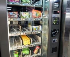 日本の自動販売機