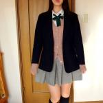 【海外の反応】「日本の制服が可愛い!」交換留学生の制服姿が話題に