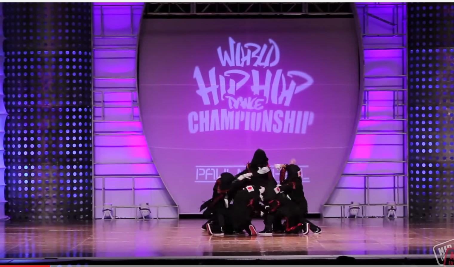 【海外の反応】日本のダンスレベル高すぎ!ヒップホップ世界選手権に出場したダンスグループが凄い!