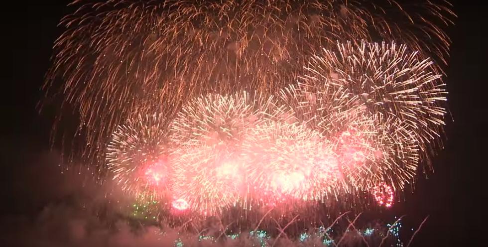 【海外の反応】外国人「実際に見たい・・・」長岡で開催された花火大会の映像