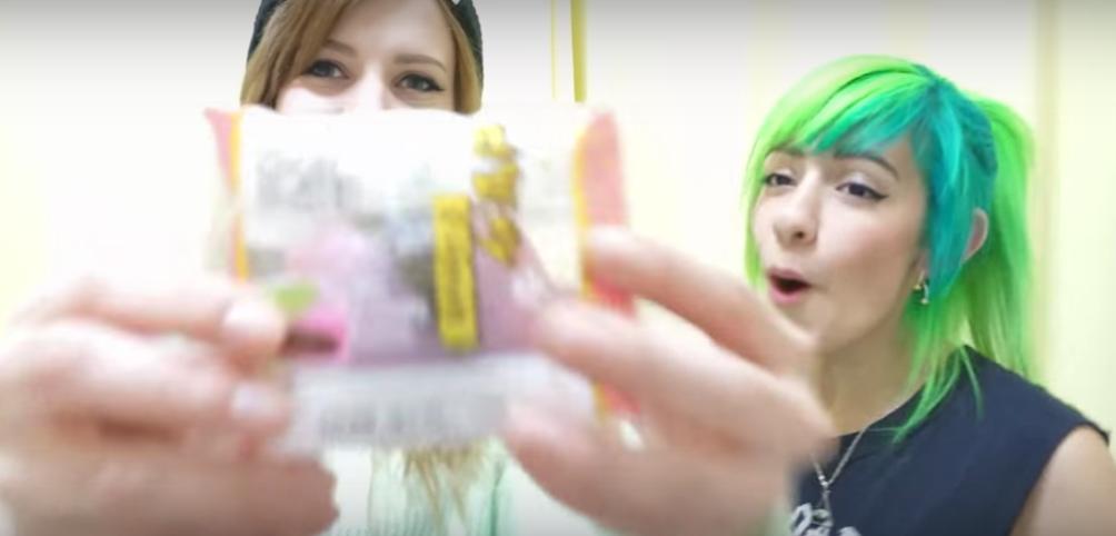 日本のお菓子桜餅海外の反応