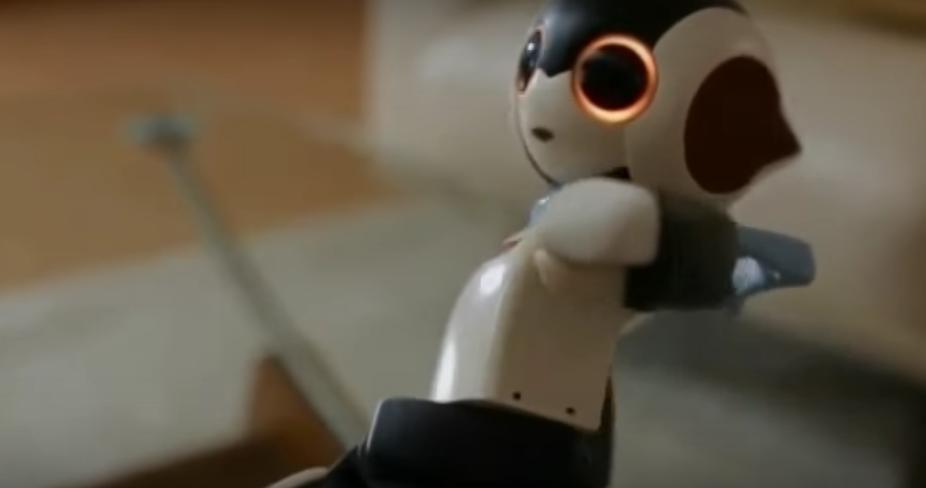【海外の反応】日本で発明されたタイマー付きの喋るロボット「ロビ」を見た感想