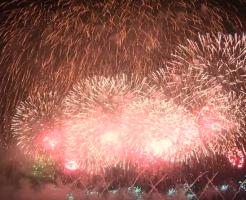 長岡の花火大会海外の反応