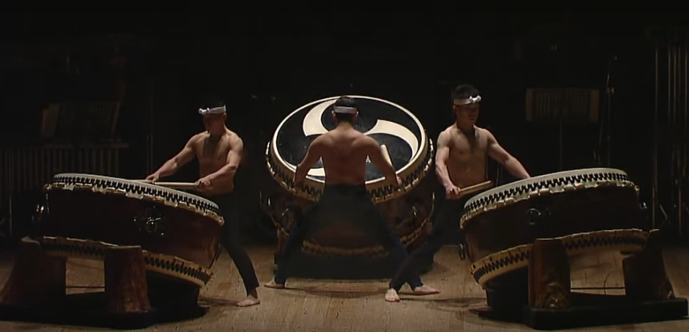 【海外の反応】「東京オリンピックでも見たい!」太鼓を使った鼓童の演奏