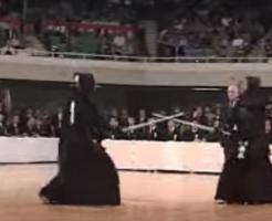 剣道選手権大会海外の反応