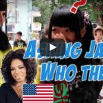 【海外の反応】日本人はアメリカの有名人をどれくらい知っているのか?