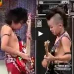 【海外の反応】外国人「本当に弾いてるの?」日本のキッズバンドが韓国の番組に出演!